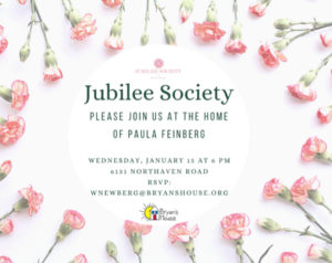 jubilee society dallas