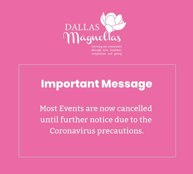 dallas magnolia events postponed